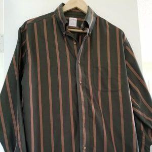 Brooks Brothers 346 Men M Long Sleeve Button Shirt